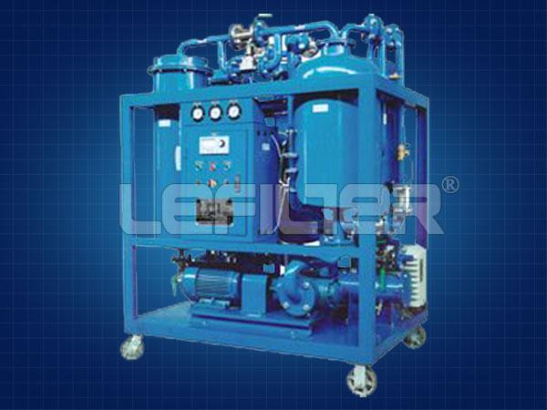 FLYC-C系列防爆型箱式移动滤油机