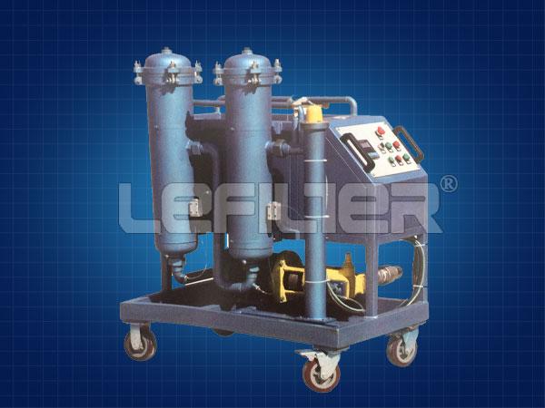 GLYC-100高粘度油滤油机