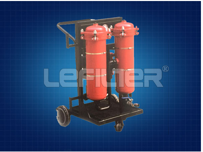 LYC-100B滤油车