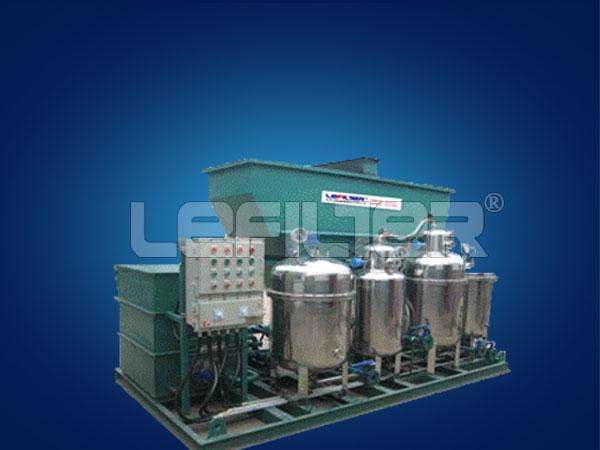 LFYSFL-Y系列油水分离一体机