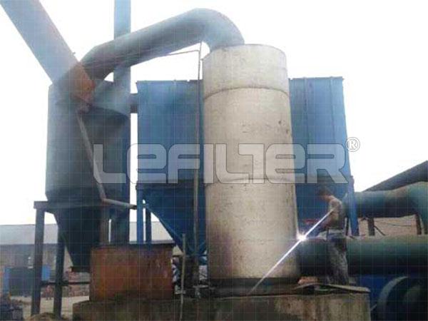 钢厂锅炉除尘器