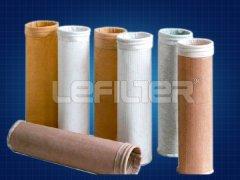 PTFE针刺毡滤袋采用