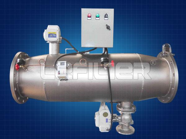 DN600反冲洗过滤器