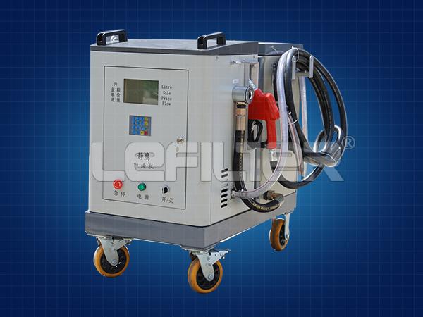 润滑油加油滤油机