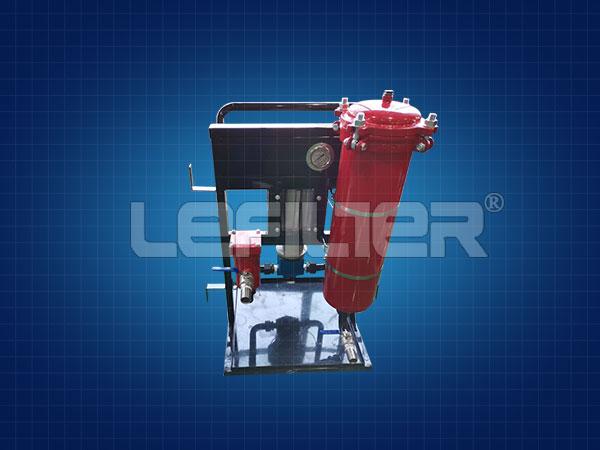 LYC-32A移动滤油机