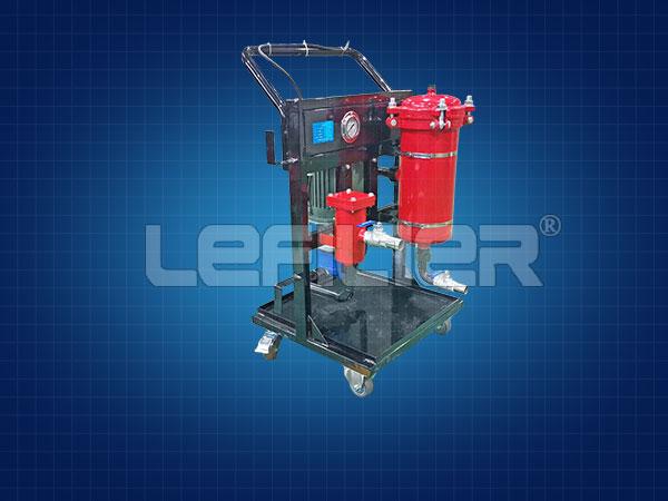 LYC-40A移动滤油机
