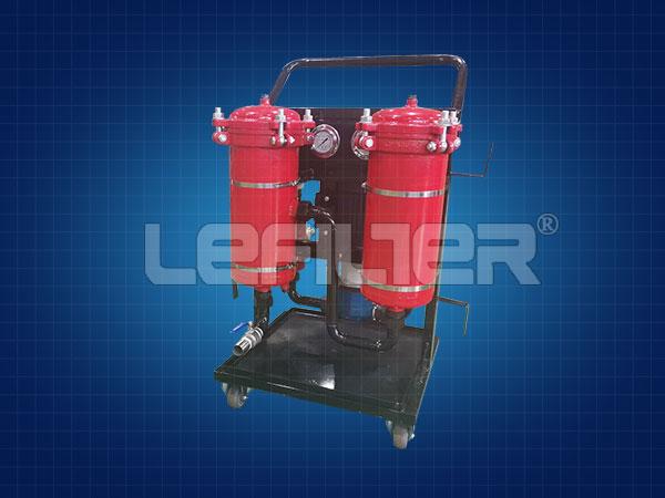 LYC-25B三级移动滤油机