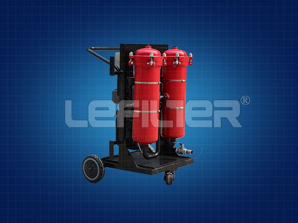 LYC-100B三级移动滤油机