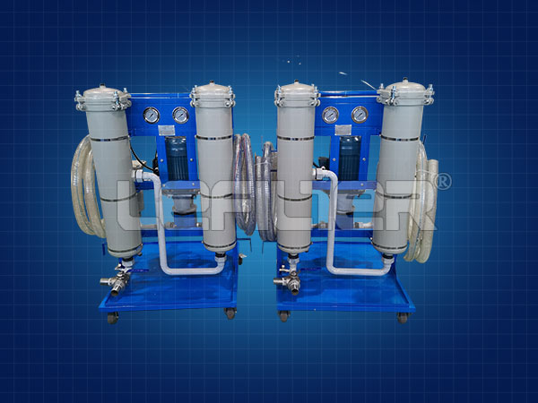 LYC-150B三级移动滤油机