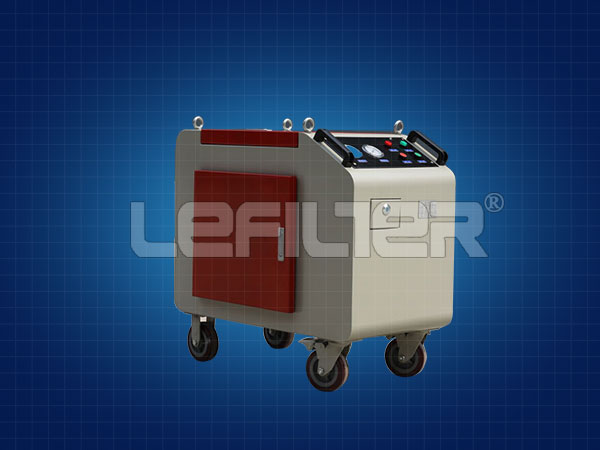 LYC-63C高精度箱式滤油机