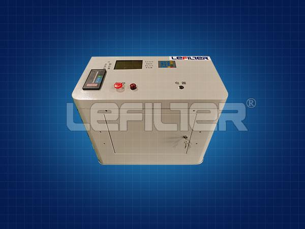 LYC-100C高精度箱式滤油机