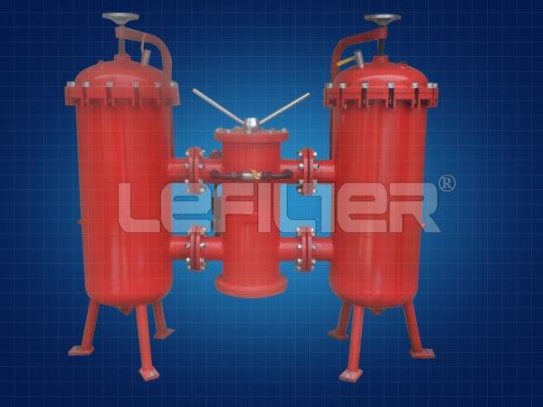 SDRLF-A9100X20P大流量双筒回油过滤器