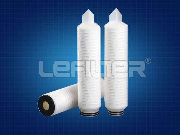 微孔折叠滤芯―聚四氟乙烯(PTEE)膜滤芯