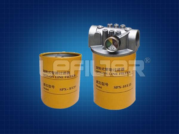 旋转式管路过滤器SP-06*25