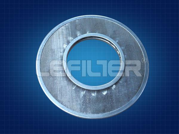 双筒网片式过滤器spl-80滤片