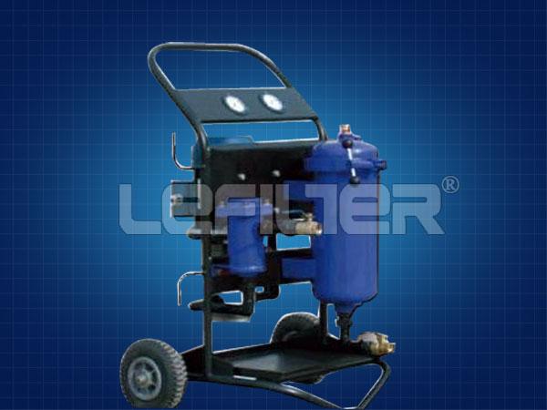 滤油机LYC-25A便移式滤油机