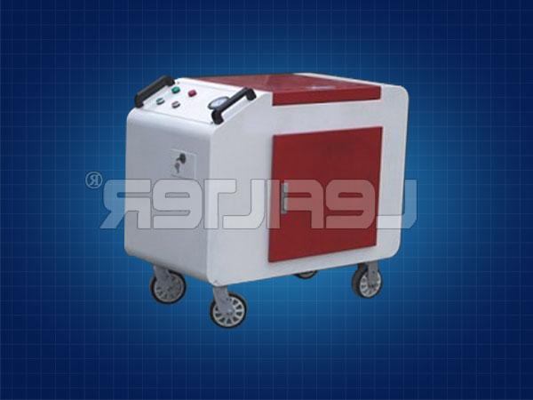 带油箱型箱式滤油机