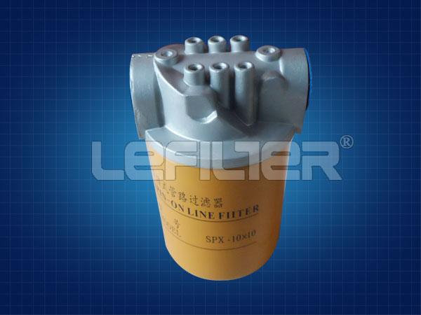 旋转式过滤器SP-10*10/25黎明滤芯