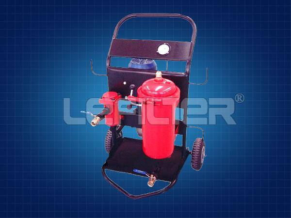 LYC-50A便移式滤油车