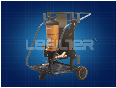 LYC-100A液压油滤油机