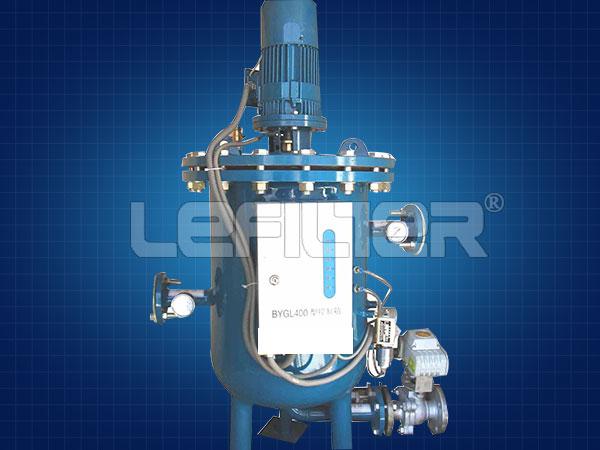 ZPG-100-16S-100um-380V反冲洗过滤器