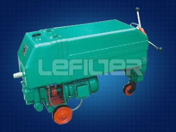 LY-200型板框式滤油机
