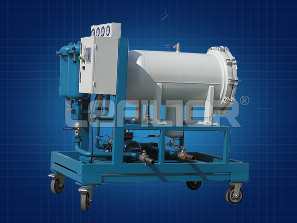 聚结脱水滤油机LYC-100J.