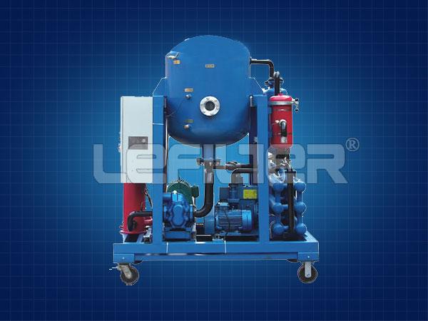 移动式高精度小型防爆滤油机LYC-63B
