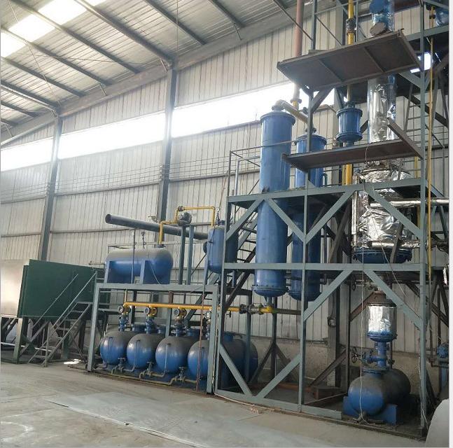 生物柴油提炼设备