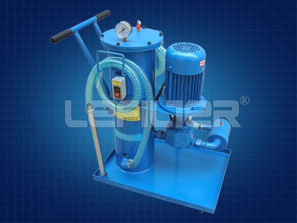 液压推车式滤油机LUC系列加油小车LUC-100滤油机
