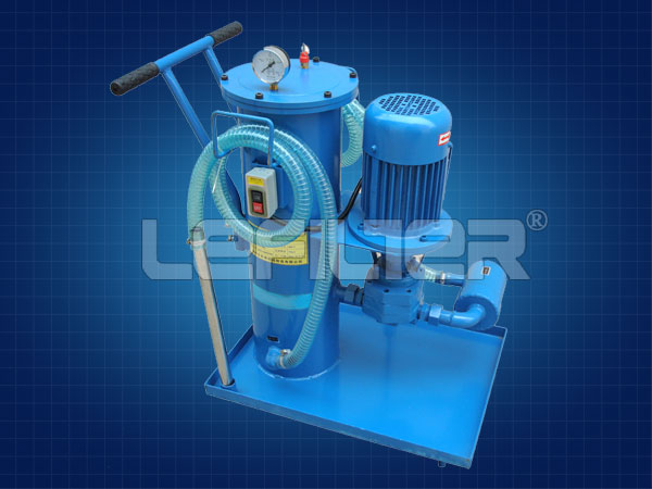 LUC系列加油小车LUC-100滤油机