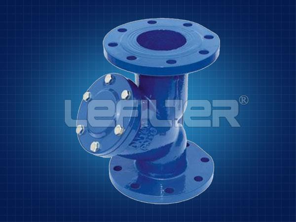 工业Y型过滤器