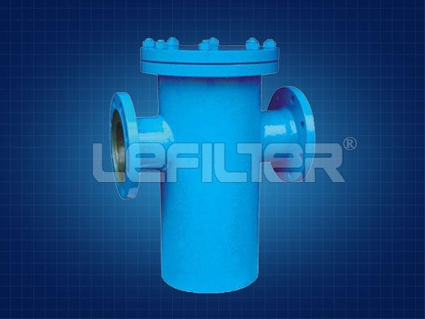碳钢蓝式过滤器