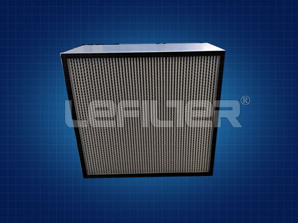 250度耐高温高效过滤器