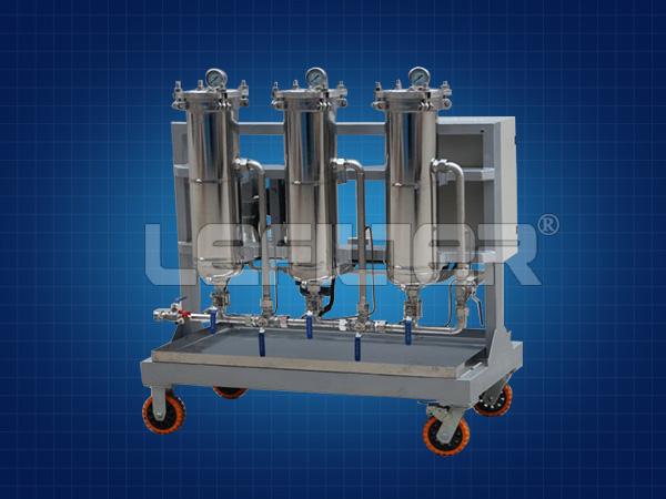 CS-AL-1RG系列精密滤油机