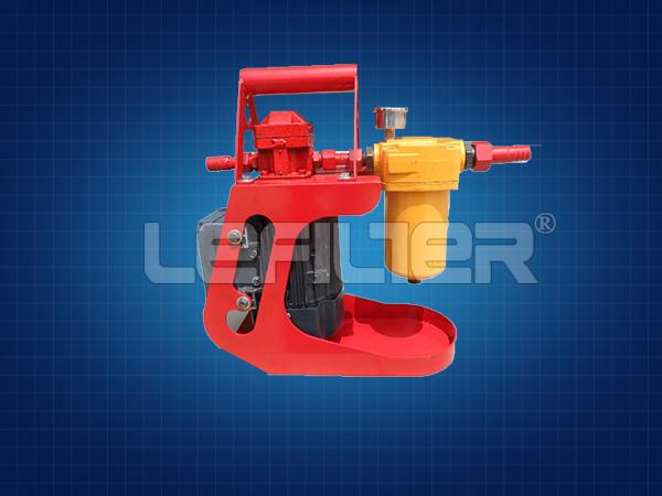 FT5可携带油桶式滤油机
