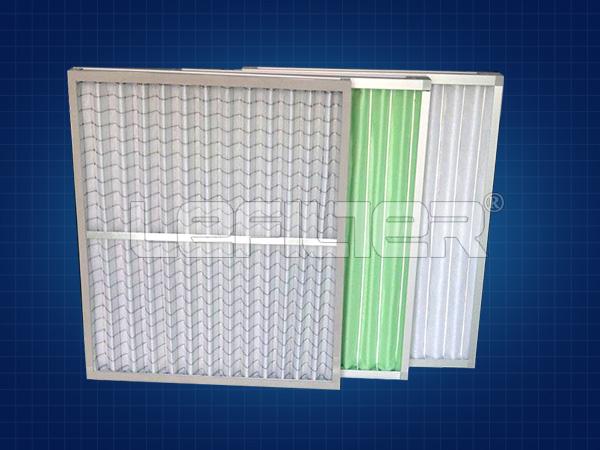 595*595*120折叠式初效过滤器G4