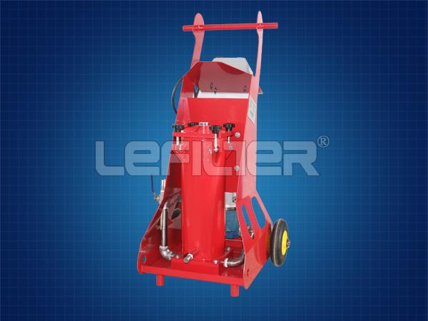 滤油机可处理的工业用油的种类及污染原因
