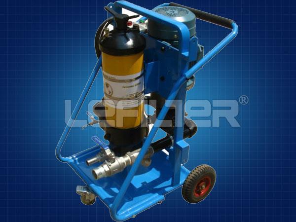 小型移动式滤油车的操作方法与产品分类