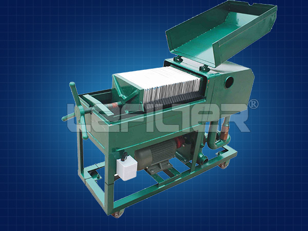 LY-200DH板框式滤油机