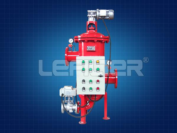 LFZ-X立式全自动自清洗过滤器