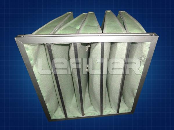 利菲尔特铝框袋式过滤器