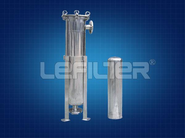 LE-2-1D 不锈钢袋式过滤器