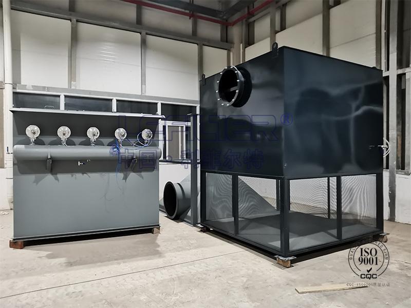 工业燃机自洁式空气过滤器