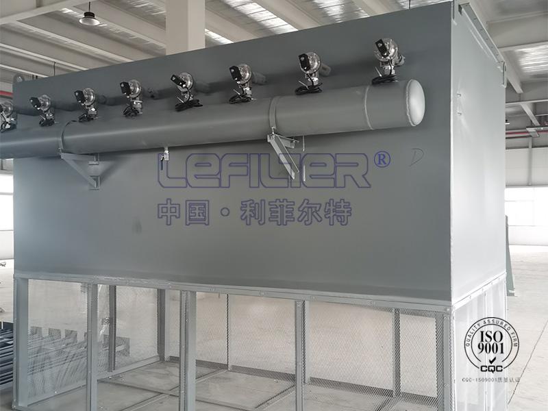 钢铁厂高炉鼓风机自洁式空气过滤器