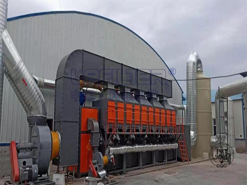 催化燃烧设备工作原理是什么?