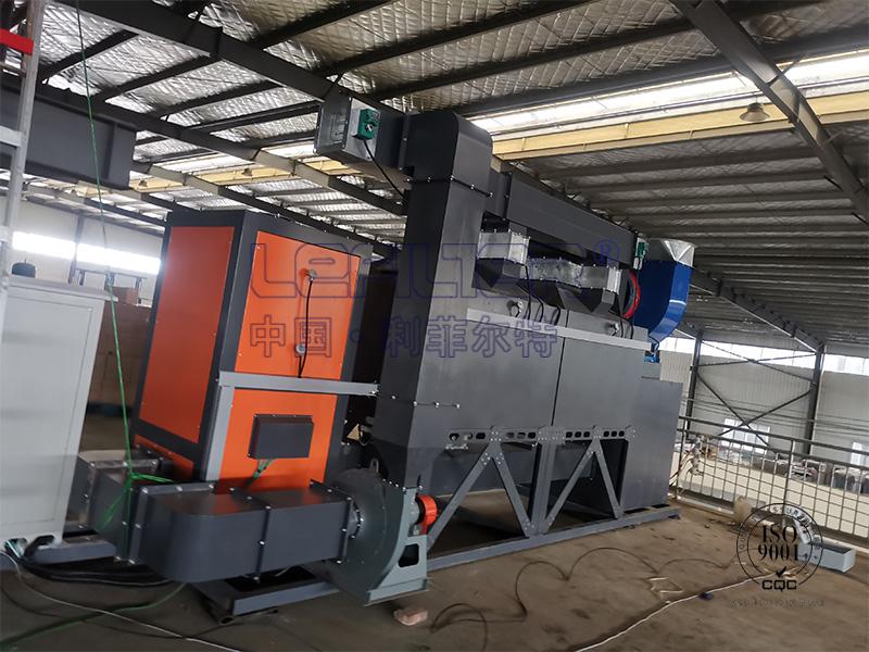 造纸行业废气处理催化燃烧设备