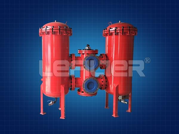SDRLF系列双筒回油管路大流量过滤器