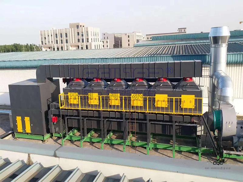 化工业废气催化燃烧设备