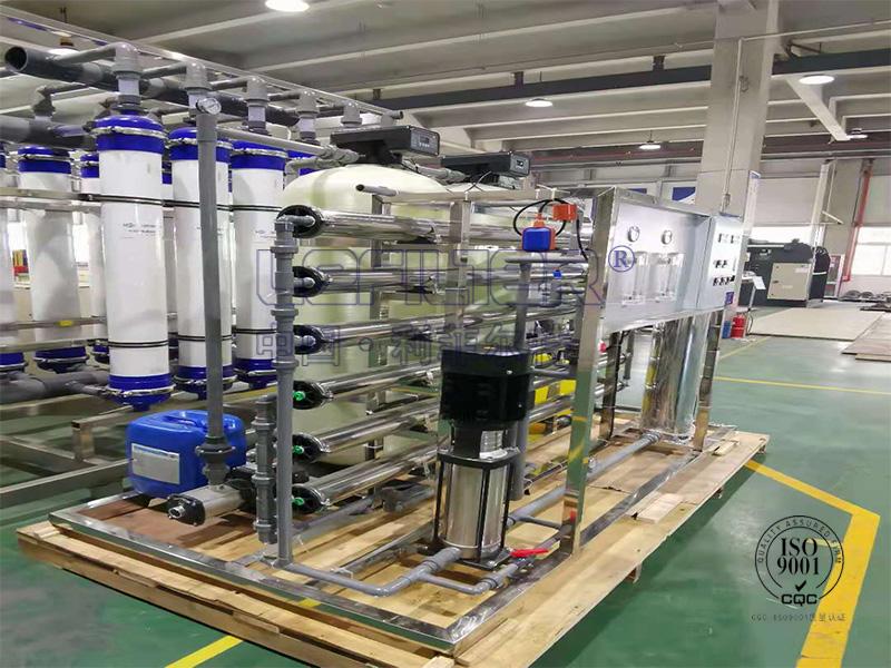 饮料厂用水反渗透设备